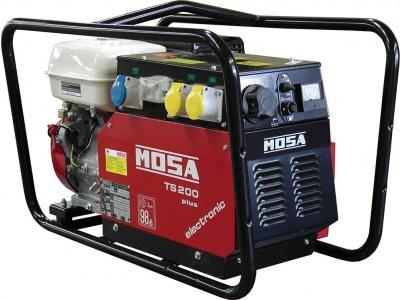 Mosa TS 200 BS/EL Welder Generator Petrol