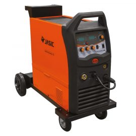 Jasic MIG Welding Inverter 350 amp Compact on trolley