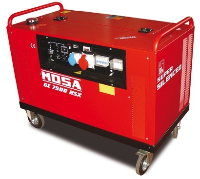 MOSA GE 7500 HSX/EAS