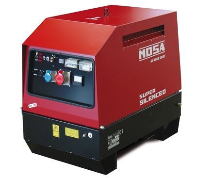 GE 6500 SX/GS MOSA