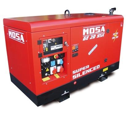 Mosa GE 20 YSX