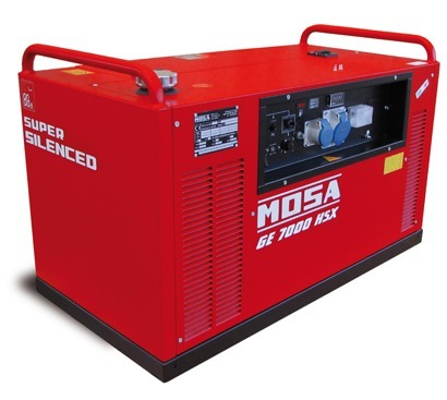 Mosa GE 7000 HSX/EAS
