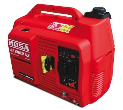 GI 2000 SX Petrol Generator Mosa
