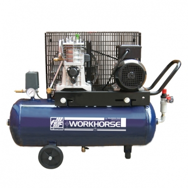 Workhorse Fiac WR3HP Belt Driven Air Compressor