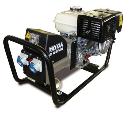 Mosa Petrol Generator GE 4500