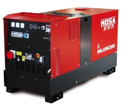 Mosa GE 55 PS Perkins Diesel Generator