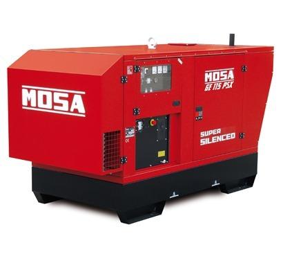 Mosa GE 115 PSX
