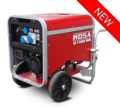 Mosa CM8 Wheels and Handles