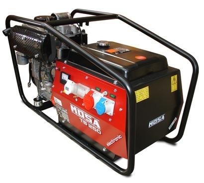 Mosa TS 250 Welder Generator Diesel