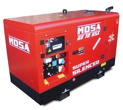 Mosa GE 10 YSX Generator