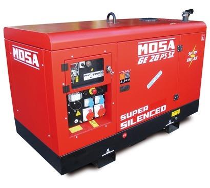 Mosa GE 20 PSSX Generator