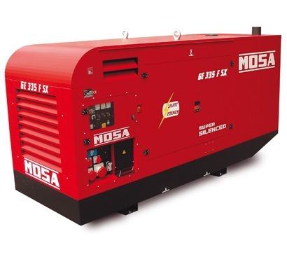 Mosa GE 335 FSX Generator