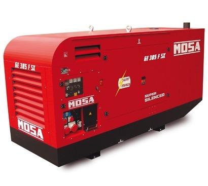 Mosa GE 385 FSX Generator