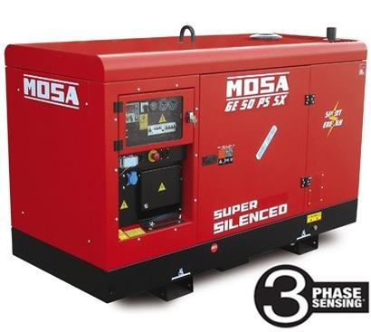 Mosa GE 50 PSSX Generator