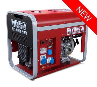 Mosa GE S-6000 YDM Generator