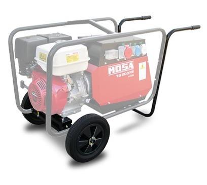 Mosa CTM200 TS200 BS/EL Wheels and Handles Kit