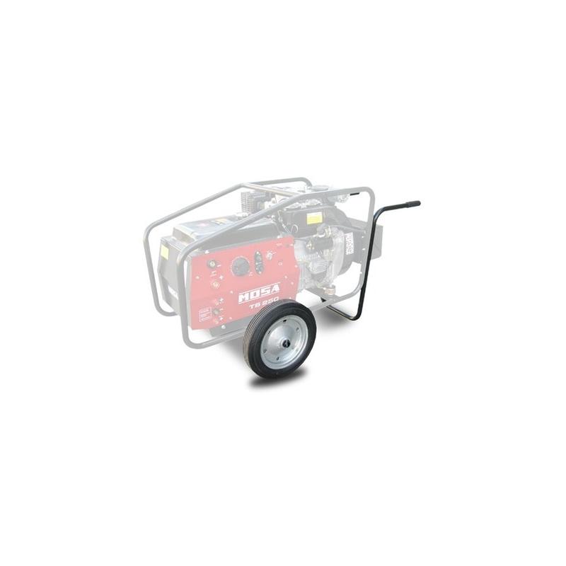 Mosa CTM222 Wheels and Handles Kit TS 250 KD/EL