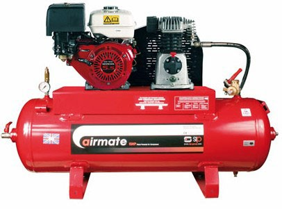 SIP Airmate 11HP Petrol Air Compressor