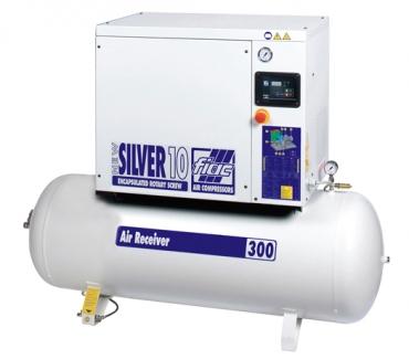 Fiac Silver 10 300 Screw Compressor