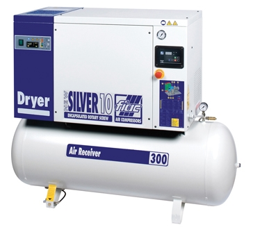 Fiac Silver D30 500 Compressor with Dryer