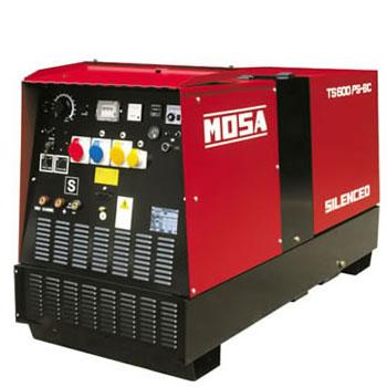 Mosa Diesel Welder Generators