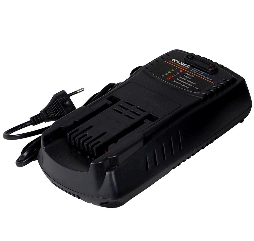 Exact PipeCut Battery Charger