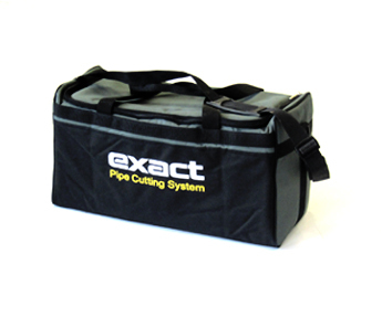 Exact PipeCut 360E and 220E bag
