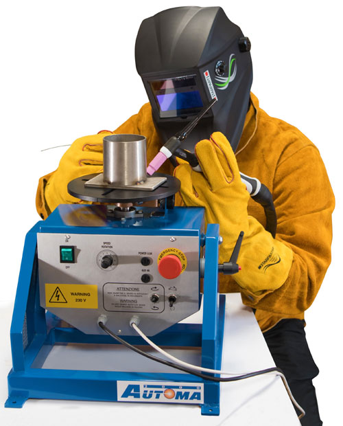 Automa Power 66 Welding Turntable