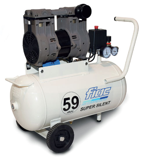 Fiac Super Silent 59 Air Compressor