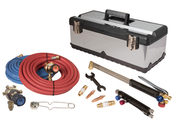 Gas Welding and Cutting Kits