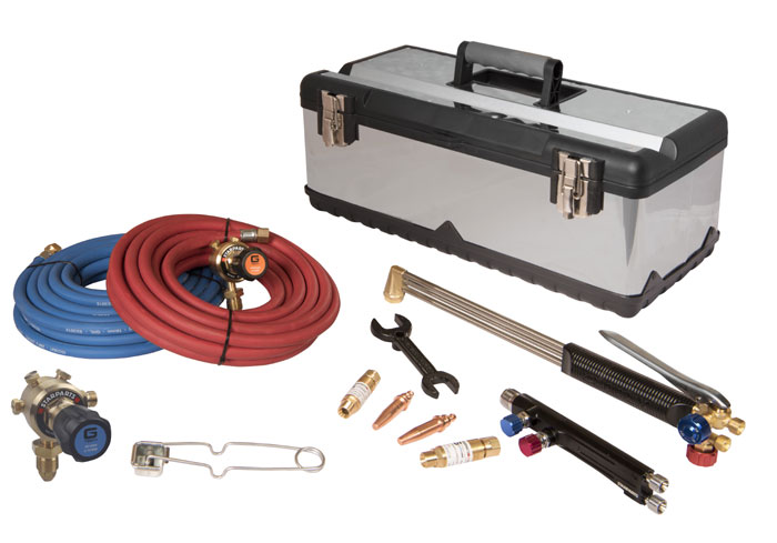 Oxy Propane Gas Cutting Set