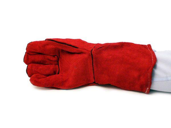 Premium leather welders gauntlets