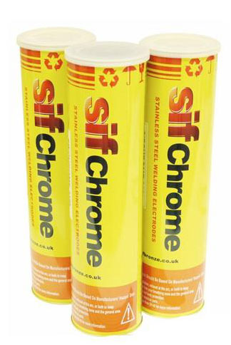 SifChrome Welding Rods MMA