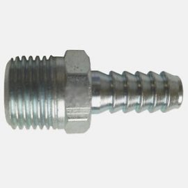HC1217 3/8 inch hose bore to 1/4 inch BSP male thread