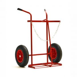 Oxy Acetylene Trolley on Pneumatic Tyres