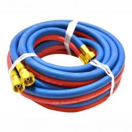 6mm oxy acetylen hose set