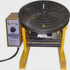 TT600 Welding turntable positioner