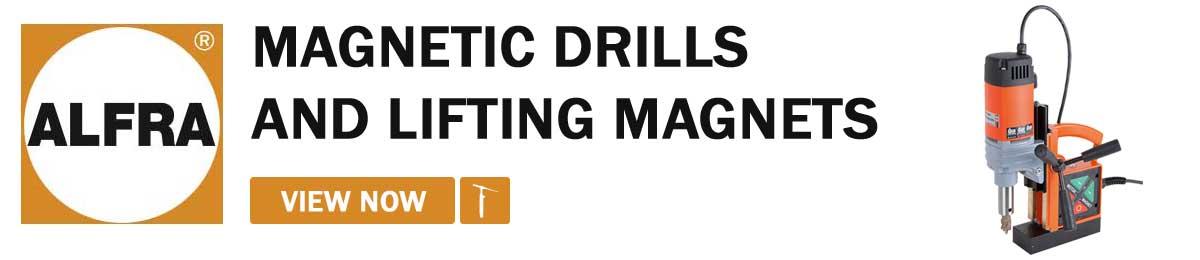 Alfra drills