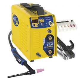 GYS TIG 160 MMA AND TIG WELDER
