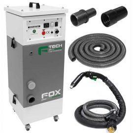 F Tech Fox welding torch extraction