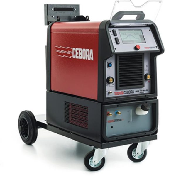Cebora TIG 3 Phase 450 Amps Inverter Welder