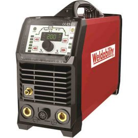 Weldability TIG 200 Amp High Frequency HF Pulse TIG welder