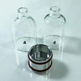 EDGE Gas Lens WP17 WP18 WP26 Starter Kit #4