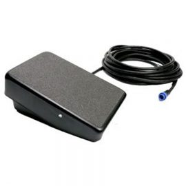 Parweld Foot Control for Parweld TIG XTT202, XTT353, XTT503 with 5 pin plug
