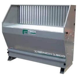 F-Tech X Bench 1500 Down Draught Fume Extraction