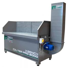 F-Tech X Bench Pro 2000 Local Draft Fume Extraction