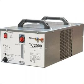 TecArc TC2000 water cooler for welding trolley with optional handles