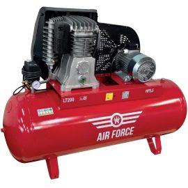 Air force 5.5hp Air Compressor 200-litre