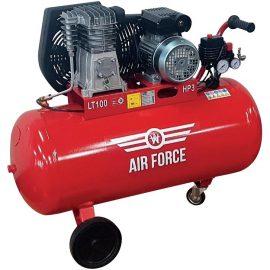 Air force 3HP Air Compressor 100-litre