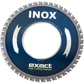 Exact INOX 140 Blade stainless steel pipe cutting